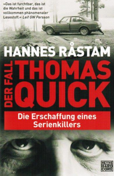 Hannes Råstam - Der Fall Thomas Quick
