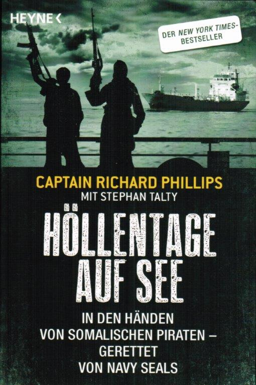 Richard Phillips - Höllentage auf See